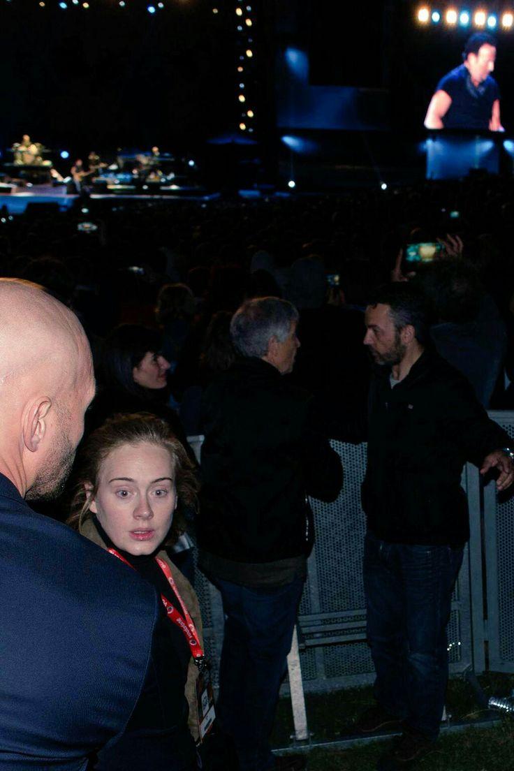Adele concert Rock in Rio