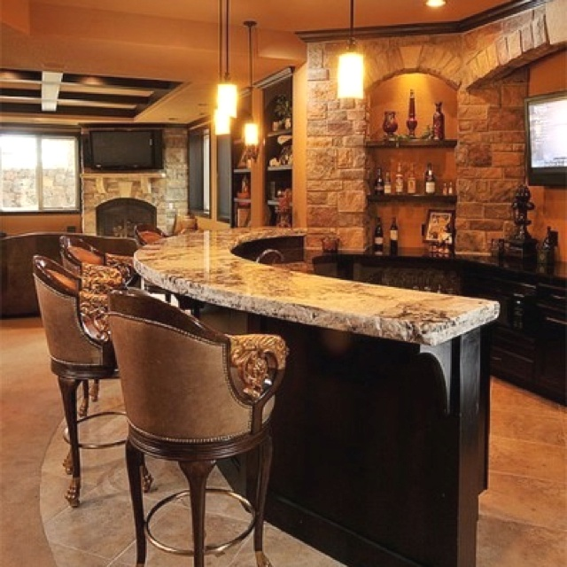 Awesome Wet Bar Option