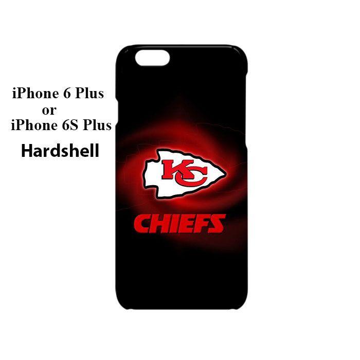 Kansas City Chiefs Logo iPhone 6/6s Plus Case Hardshell