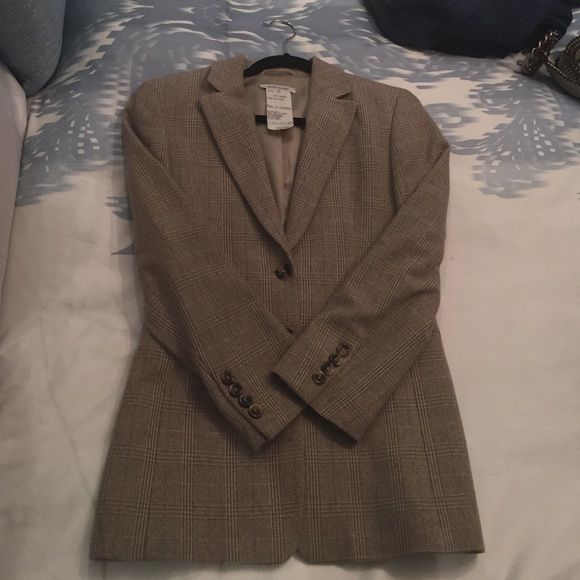 René Lezard Cashmere Blazer Pure Cashmere coat. Woven in Italy, made in Germany. Pre-loved in excellent condition René Lezard Jackets & Coats Blazers