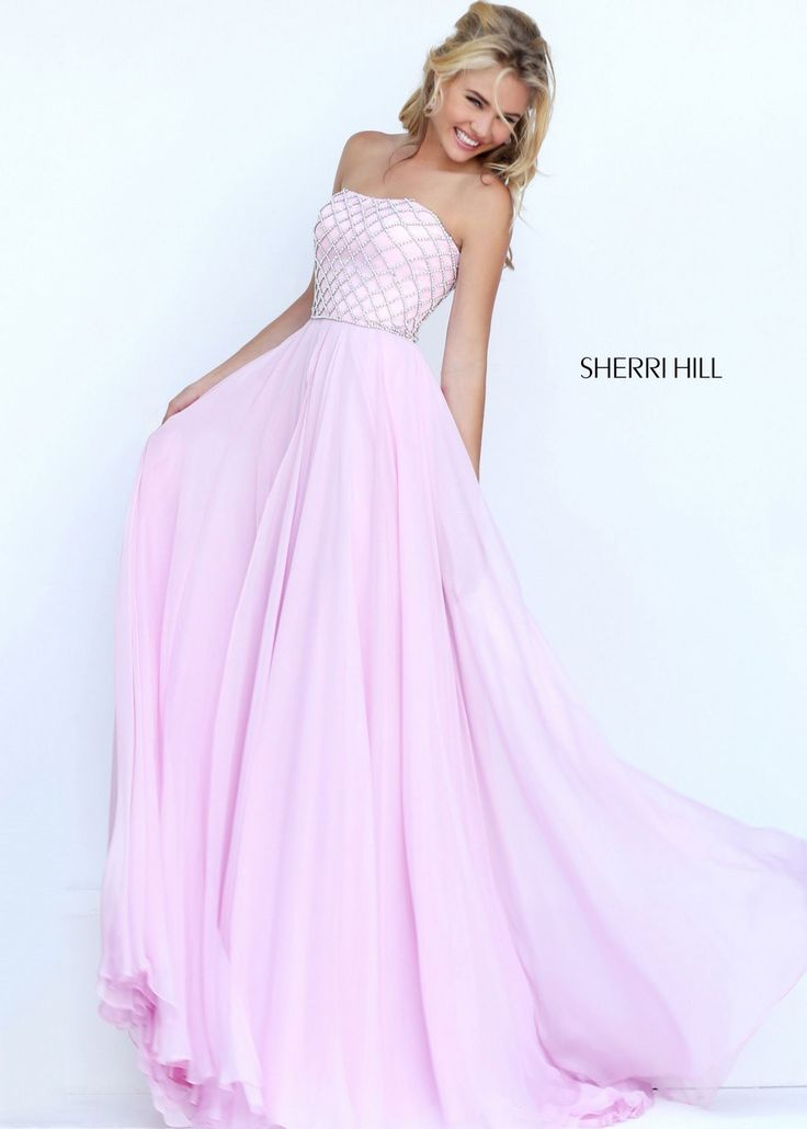 169 Best Pretty In Pink Images On Pinterest Sherri Hill