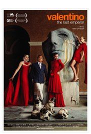 Designer Valentino loves pugs and they are featured in this documentary about his work.  Pinned by www.goodpug.com