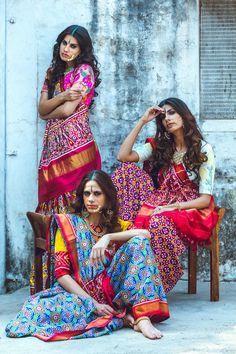 South Indian Bridal Inspiration: Gaurang Shah's Saris 4
