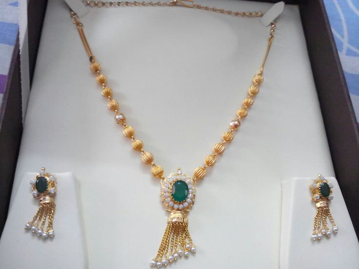 Small necklace