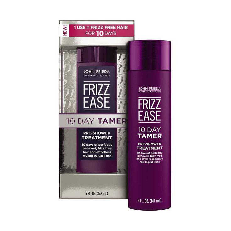 John Frieda Frizz Ease 10 Day Tamer Pre-Shower Treatment. $13.