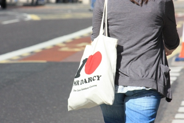 I  <3 Mr Darcy  Taken in London, England