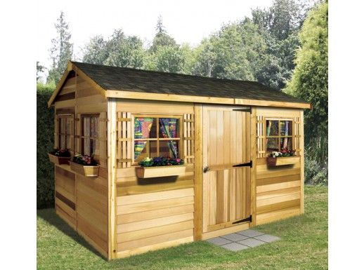 40 Best Images About Sheds On Pinterest Outdoor Living