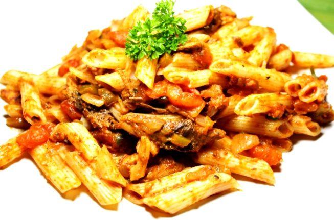 Simple Pasta And Pilchard Dish | Mzansi Style Cuisine