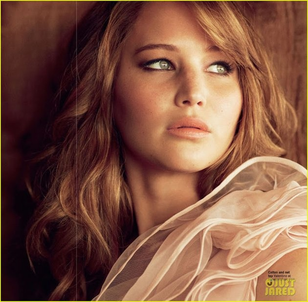 -Jennifer Lawrence