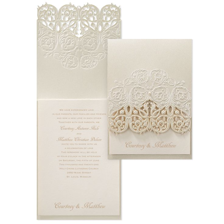 Vision of Love Invitation 1829 best