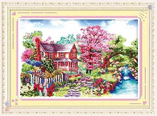 "Shop https://goo.gl/tWd656   Aureate Handmade Silk Ribbon Embroidery Kits Canvas 3D Wall Art Home Decoration DIY Needlepoint Tapestry Hanging Gift Floral Floral Pastoral 18""25""    11.49 $  Go to Store https://goo.gl/tWd656  #1825 #3D #Art #Aureate #Canvas #Decoration #DIY #Embroidery #Floral #Gift #Handmade #Hanging #Home #Kits #Needlepoint #Pastoral #Ribbon #Silk #Tapestry #Wall"