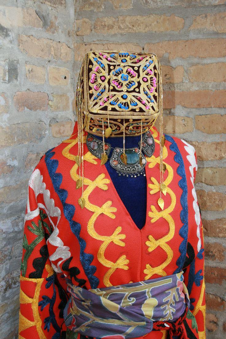 The Uzbek Traditional Dress