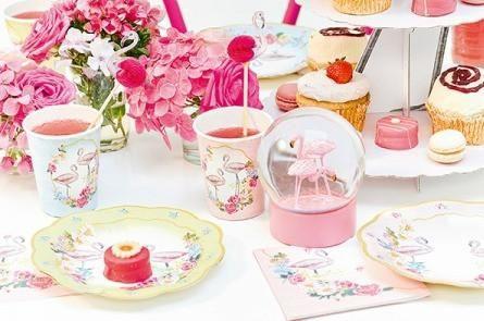 Flamingo Party – Build a Birthday