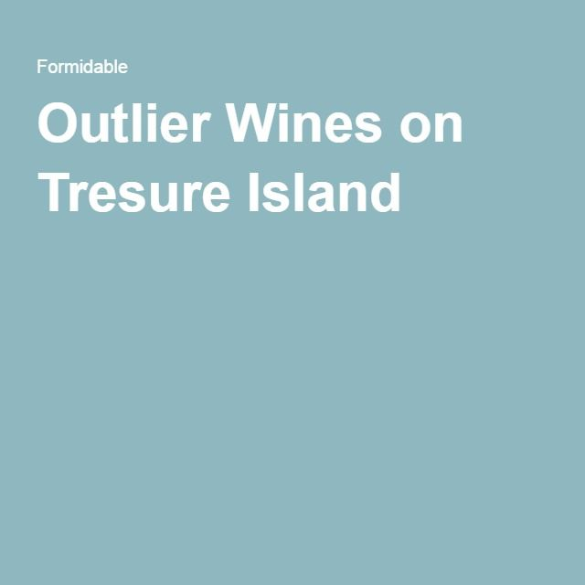 Outlier Wines on Tresure Island