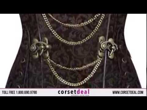 Check out these one of a kind corset tops >> corset tops --> http://www.youtube.com/watch?v=Kfdj_AgDk7Y