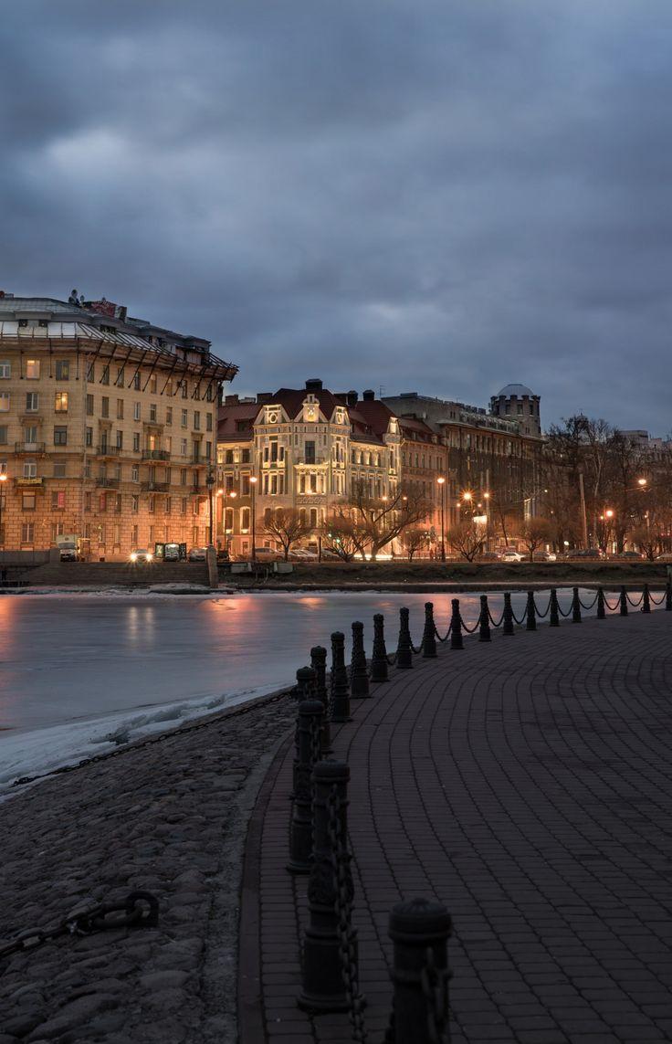 Saint Petersburg - Russia (by Mitya)
