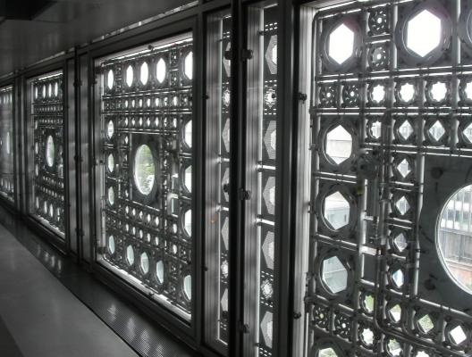 アラブ世界研究所の窓