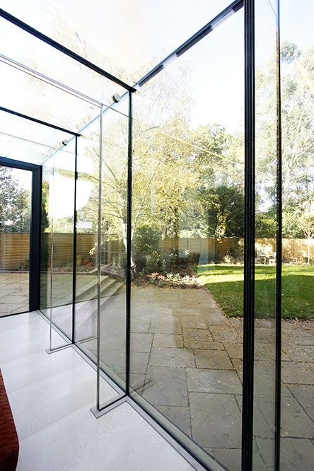 Glass Beams Structural Glass In 2019 Glass Pavilion