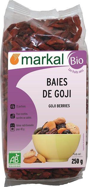 Goji Bio Séchées au Soleil | Super Aliment Biologique