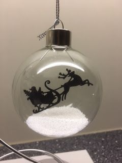 Her kommer et innlegg med julekuler i fleng. Det er disse forskjellige jeg har laget til julemessen i år. Alle har omtrent samme str som...