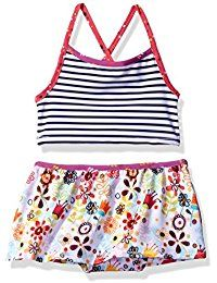 New Jelly The Pug Girls' Tulip Pearl Tankini With Skirt online. Enjoy the absolute best in Tommy Bahama girls clothing from top store. Sku euhc16486iaxm22415