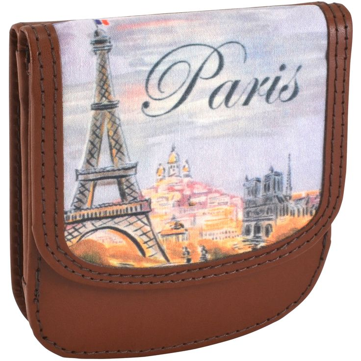 OWLrecycled Taxi Wallet - Paris