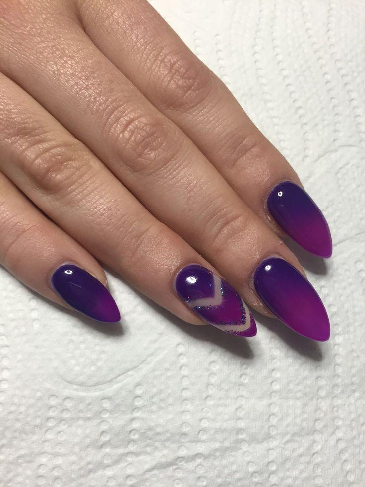 Bc B E C B F Bf D E Stiletto Nails My Nails