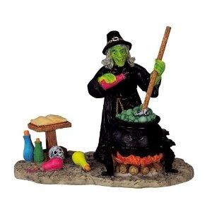Spooky Town Halloween Village