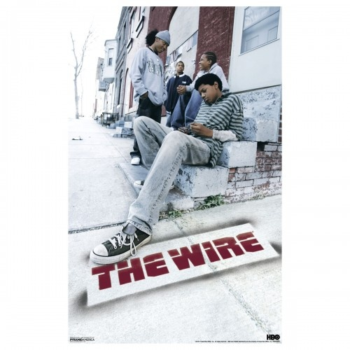 The Wire (Season 4 Poster) via HBO.com