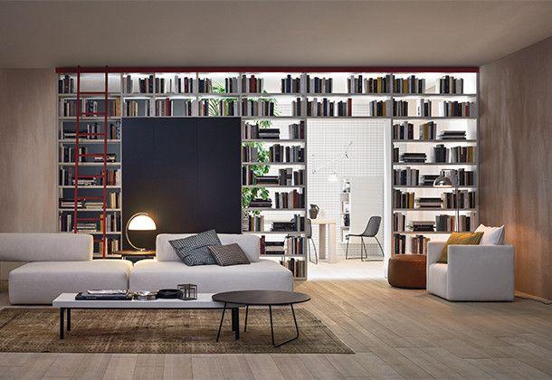 Librerie, Prodotti | Novamobili