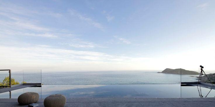 Amazing View Villa in Spanish Infinity pool