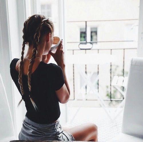 удивительно, красиво, чёрно-белое, косы, круто, мода, фитнес, девушка, гранж, волосы, прически, жилище, инди, вдохновение, длинные волосы, утро, омбре, приятное, комната, стиль, лето, Tumblr