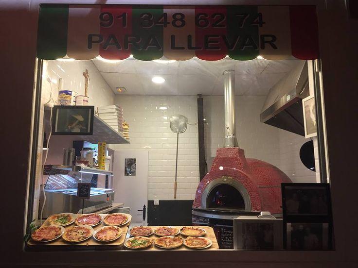 Restaurante Pizzeria A Mamma Mía: Pizzeria horno de leña mostoles, pizza a domicilio en mostoles, pizza casera mostoles, pizzeria italiana mostoles