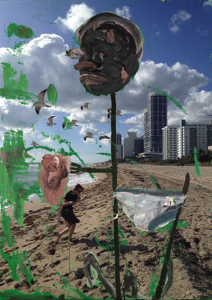 Fuck simile (Still green) by Michele Bubacco
