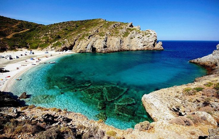 greece evia | ... On The Emerald Coasts of Evia Island, Greece | Cool Places To Drop In