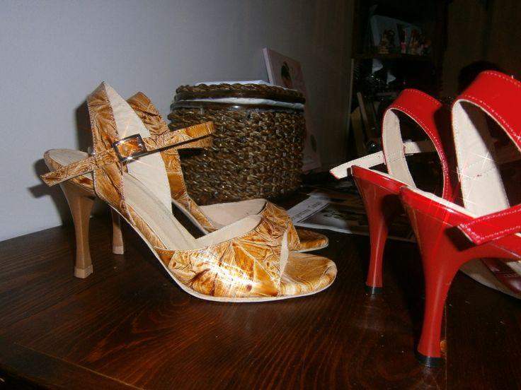 Ladies Tango Shoes *Classic -Yaşamla Dans