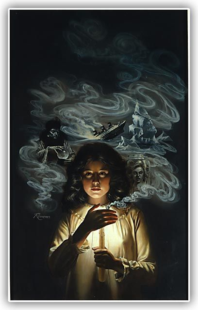 "The original cover from ""Ghosts I Have Been"".  Why do they every change the covers?  I loved this book!  It is the sequel to ""The Child of Glass"" which Disney made into a movie.Rowena Morril, Dreams, Fantasy Art, Ghosts, Infj Personalized, Favorite Book, Personalized Types, Motivation Posters, Photos Book"