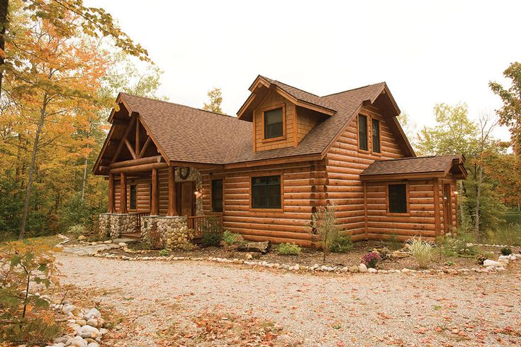 Fox woods lodge gallery woodhaven log lumber E log siding