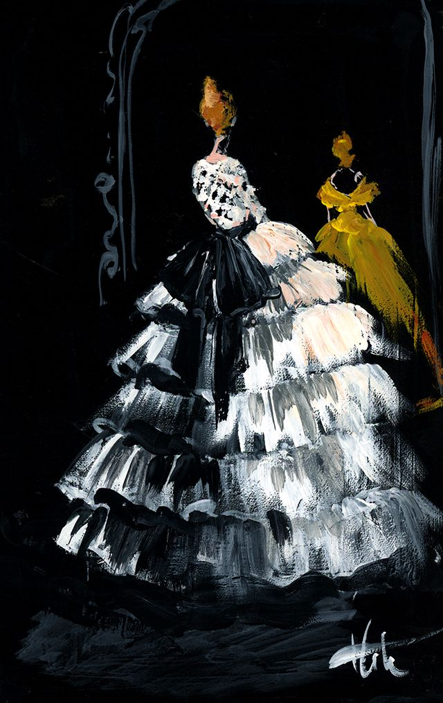 Marchesa Illustration by Katie Rodgers