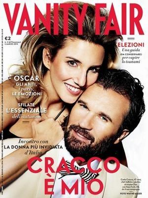 Carlo Cracco e Rosa Fanti - Vanity Fair Italia