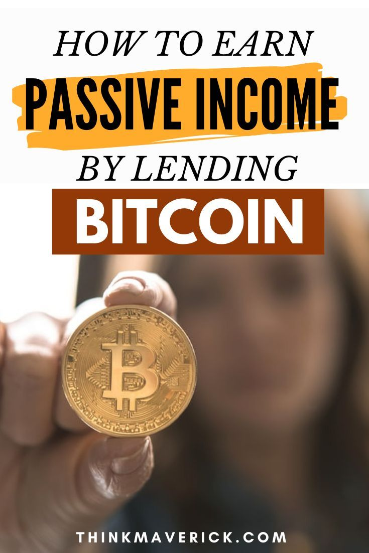 the best passive income cryptocurrency