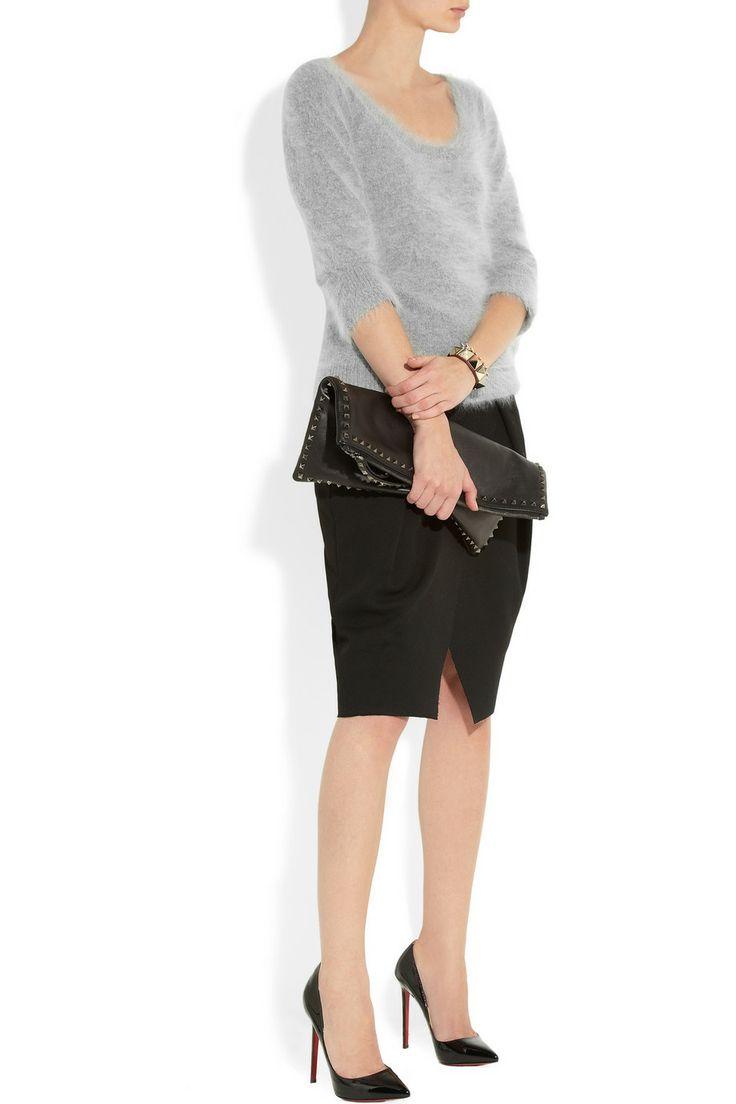 Gucci|Angora-blend sweater|NET-A-PORTER.COM