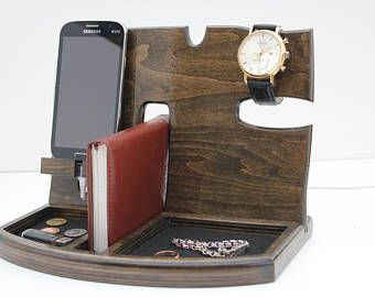 Grand parents day,Mens birthday gift,gift birthday,gift for him,gift for men,gift for husband,birthday gifts,docking station,phone dock,men