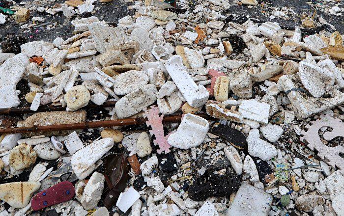 """Müllhalden in der Ukraine nehmen derzeit rund sieben Prozent der Landesfläche ein. """"Das ist mit dem Territorium Dänemarks vergleichbar"""", erklärte Oleg Germanjuk, Abgeordneter des regionalen Parlaments von Saporoschje von der Partei Samopomitsch, am Mittwoch."""