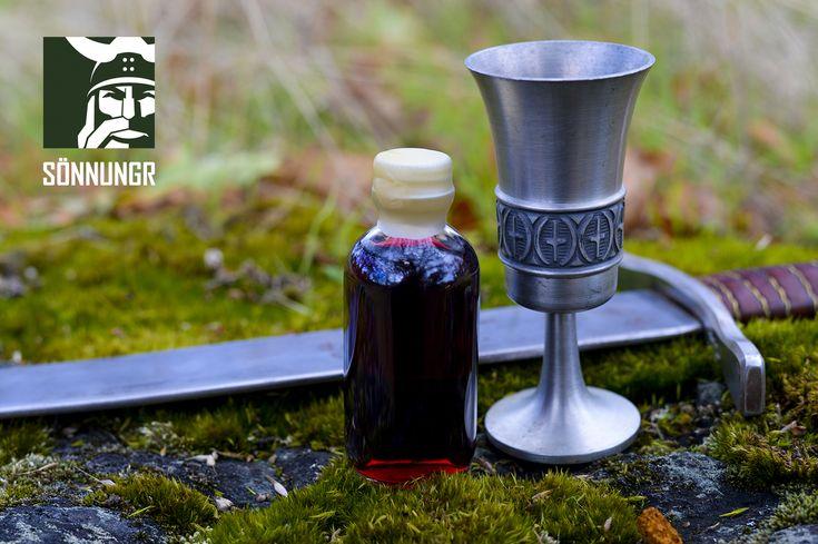 REKKSBLÓÐ: Blood of the Warrior: 100% Natural Warrior Performance Potion. Based on hundreds of years of Úlfhéðnar-based traditional plant knowledge.