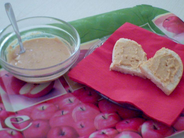 Burro di arachidi fatto in casa - Homemade peanut butter