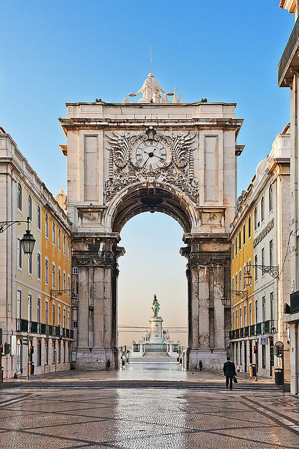 Lisbon ~ would love to revisit! So much to see, so little time :)