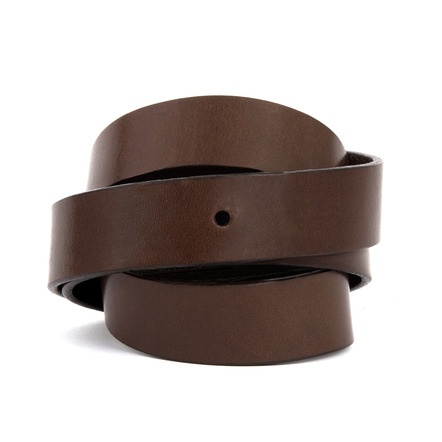 I just checked out the men's essential belt at Everlane.  This one's my favorite, only $30!
