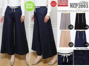 Baju Online Grosir Murah: grosir celana kulot MCP2003