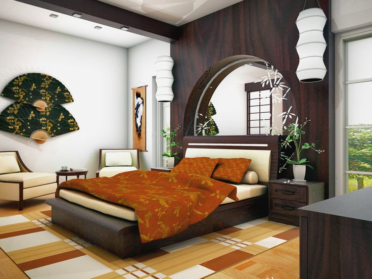 Simple Zen Bedroom Decorating Ideas for Girls - http://ther.bullpenbrian.